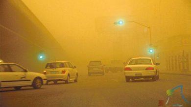 صورة موجات الغبار تداهم الشرقية اليوم وغدًا