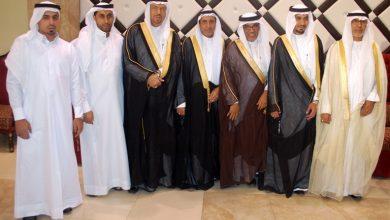 """صورة عائلة الغزال تحتفل بزواج المهندس """"حسين فيصل"""""""