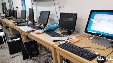 صورة ابن سيهات السيد تقي اليوسف يؤسس لصيانة مستدامة لأجهزة الحاسوب للأسر المتعففة