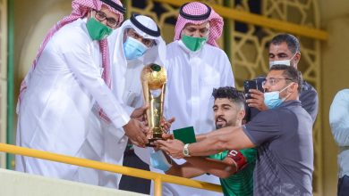 صورة الخليج بطلاً لكأس الدرجة الأولى للشباب تحت 19 عاماً