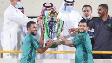 صورة بالصور: «ليون القطيف» يتوّج ببطولة نادي الخليج الرمضانية 2021