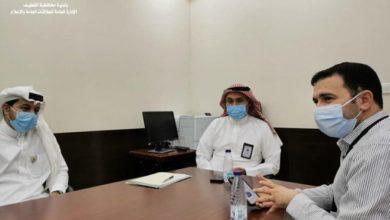 صورة البلدية والطب الوقائي.. «يستعدان» لموسم الربيان