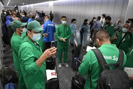 صورة مع نسمات الفجر ….انجاز سعودي في اولمبياد طوكيو