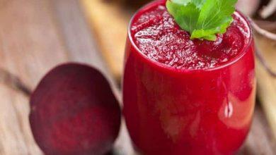 صورة دراسة بريطانية : عصير الشمندر يحمي من أمراض القلب وضغط الدم نهائياً